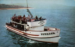 "Sight-Seeing Boat ""Voyager"""