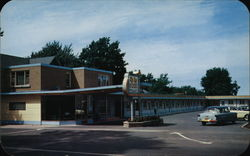 Tip-Top Motel Postcard