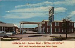 Rodeway Inn, 4150 North CenytralExpressway