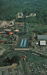 Aerial View of Kings Island