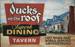 Ducks on the Roof Restaurant and Tavern