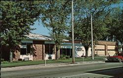 Oscoda Township Hall and Library