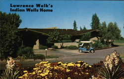 Lawrence Welk's Indian Wells Home