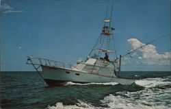 Sport Fishing Boat, The Royal