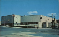 Rochester War Memorial Auditorium