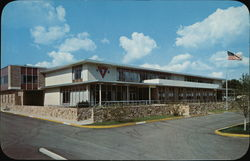 South Bend YMCA 1201 Northside Blvd. Postcard
