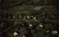 Aerial View of Tolland