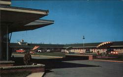 The Niagaras' Caravan Motel