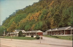 Scott Motel, Inc. Postcard