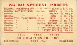 Erie Plastics Co., Inc.