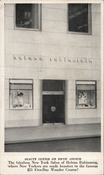 Helena Rubenstein Beauty Center, Fifth Avenue