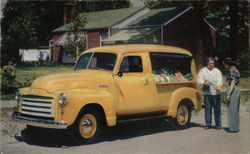 1951 GMC Canopy Express Model