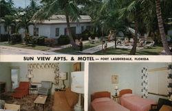 Sun View Apts. & Motel