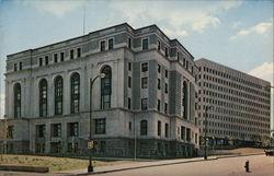 Oneida County Court House, Elizabeth Street