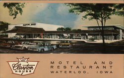 Clayton House Motel and Restaurant