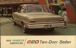 1965 Rambler American 220 Two-Door Sedan