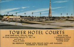 Tower Hotel Courts