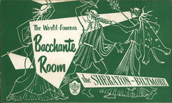 The World-Famous Bacchante Room