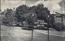 Gorham State Teachers College