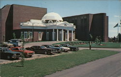 Howard Young Medical Center Postcard