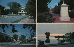 Historic Edenton Postcard