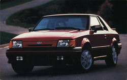 1987 Ford Escort EXP