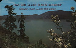 1965 Girl Scout Senior Roundup