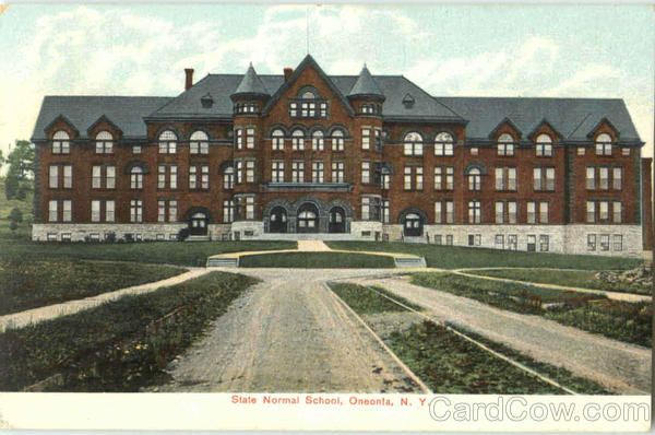 State Normal School Oneonta New York