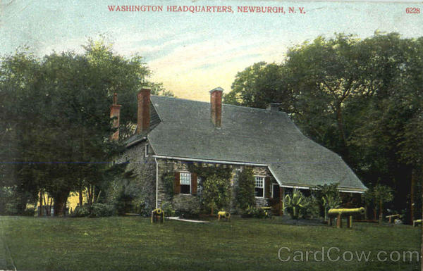 Washington Headquarters Newburgh New York