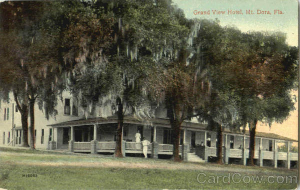 Grand View Hotel Mt. Dora Florida