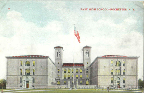 East High School Rochester New York