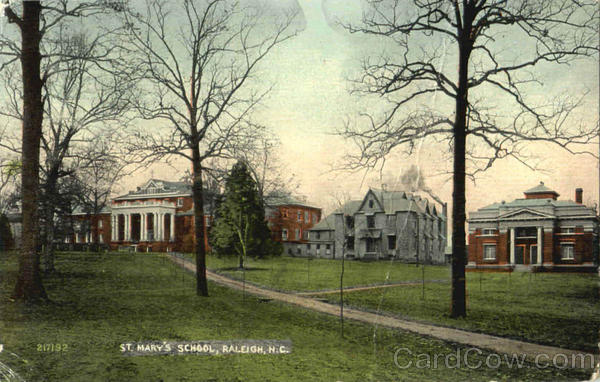 St. Mary's School Raleigh North Carolina