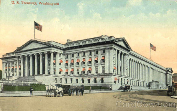 U. S. Treasury Washington District of Columbia