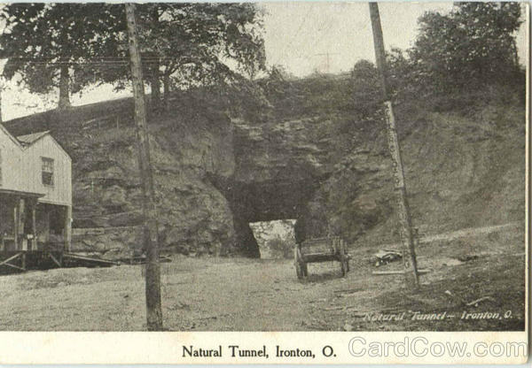 Natural Tunnel Ironton Ohio