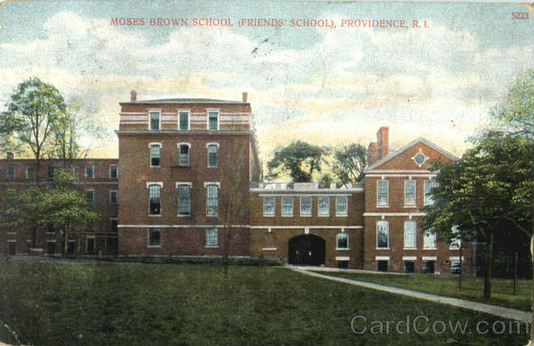 Moses Brown School Providence Rhode Island