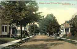 Knapp Avenue W. From Wickham Avenue