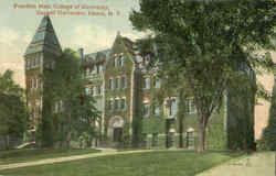 Franklin Hall College Of Electricity, Cornell University