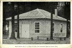 Wood County W. C. T. U. Rest Cottage