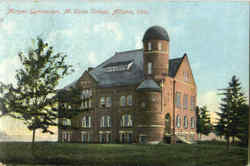 Morgan Gymnasium, Mt. Union College