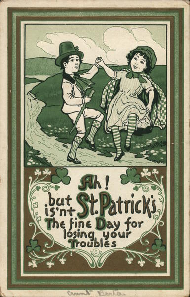 Ah! St. Patrick's Day