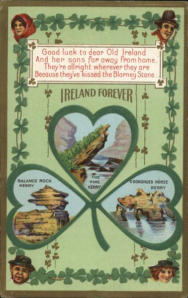 Ireland Forever St. Patrick's Day