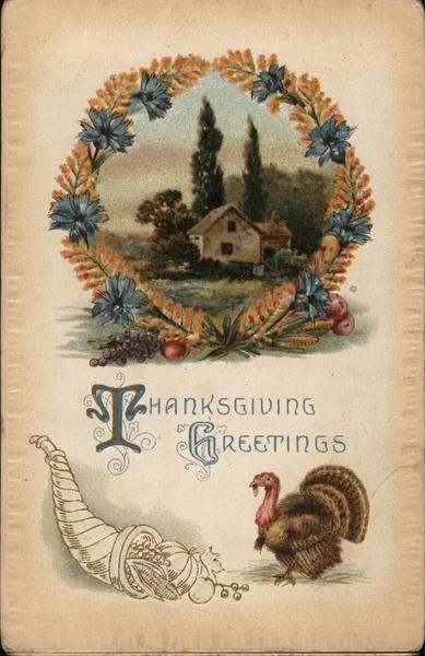 Thaanksgiving Greetings