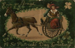 Erin Go Bragh - A St. Patrick's Day Greeting
