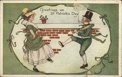 Greetings on St. Patrick's Day