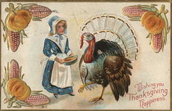 Wishing You Thansgiving Happiness