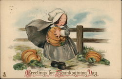 Greetings for Thanksgiving Day