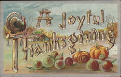 A Joyful Thanksgiving
