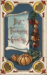 Best Thanksgiving Greetings