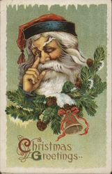 Christmas Greetings - Santa Claus