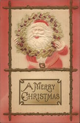 A Merry Christmas - Embossed